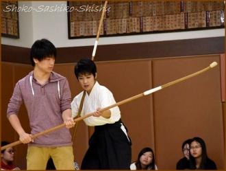 20160123 薙刀 10  サムライ