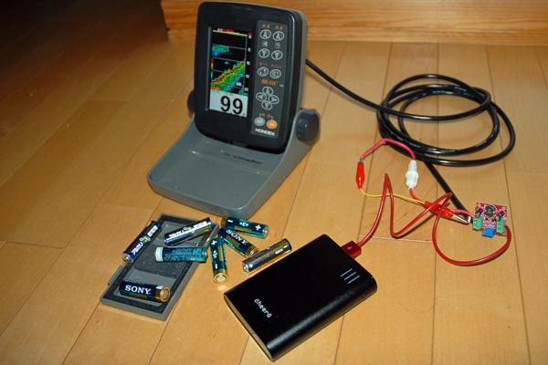 USB通電テストモバイル