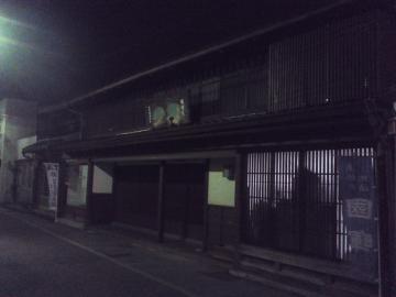1松江の古い街並み