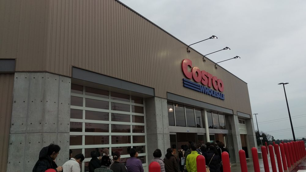 コストコ射水店