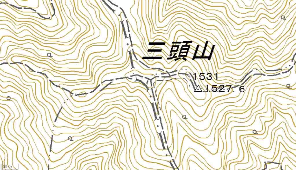 三頭山(33)