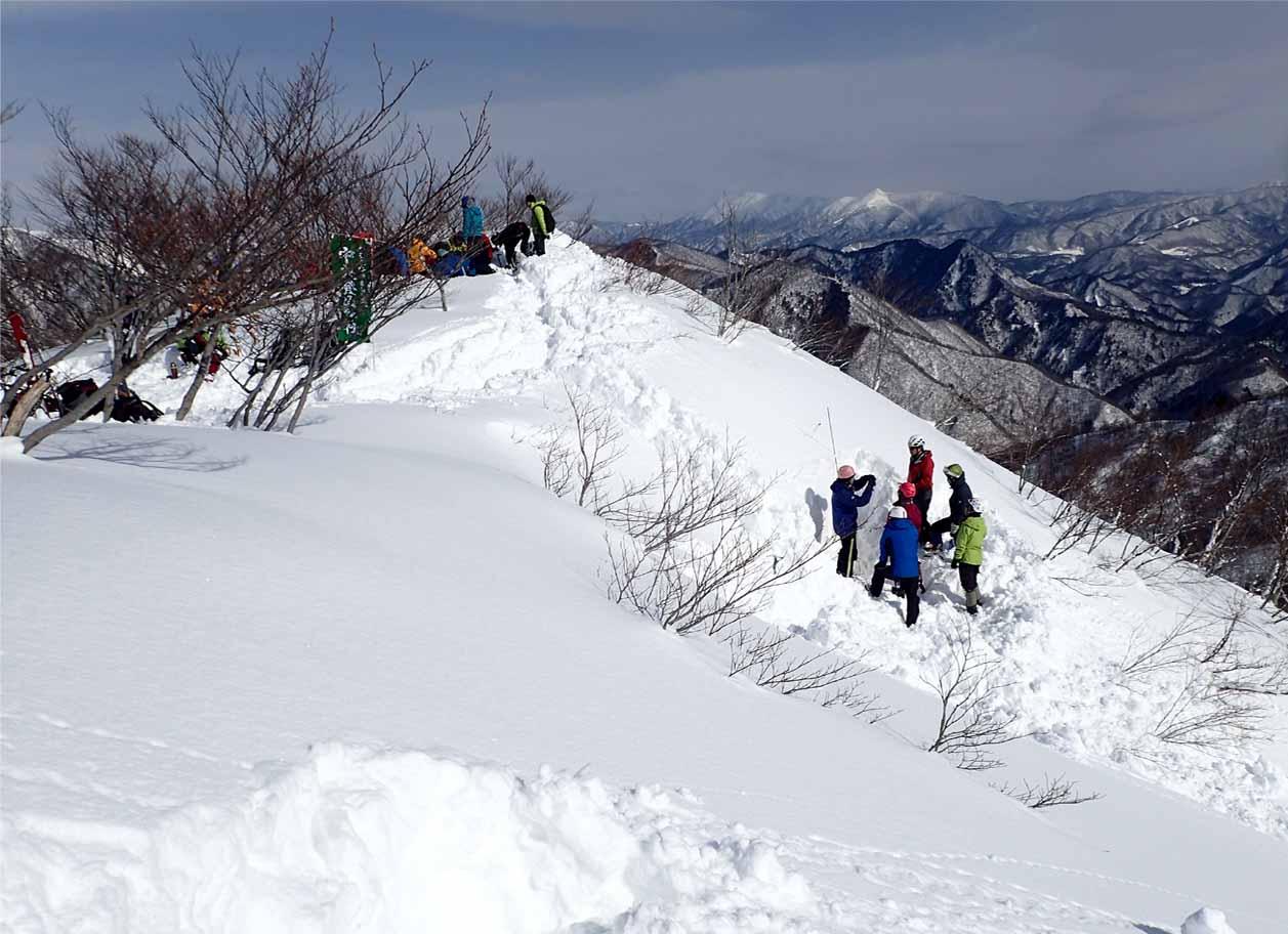 関東ブロック雪崩講習会(7)
