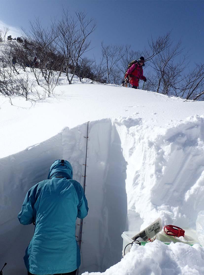 関東ブロック雪崩講習会(8)