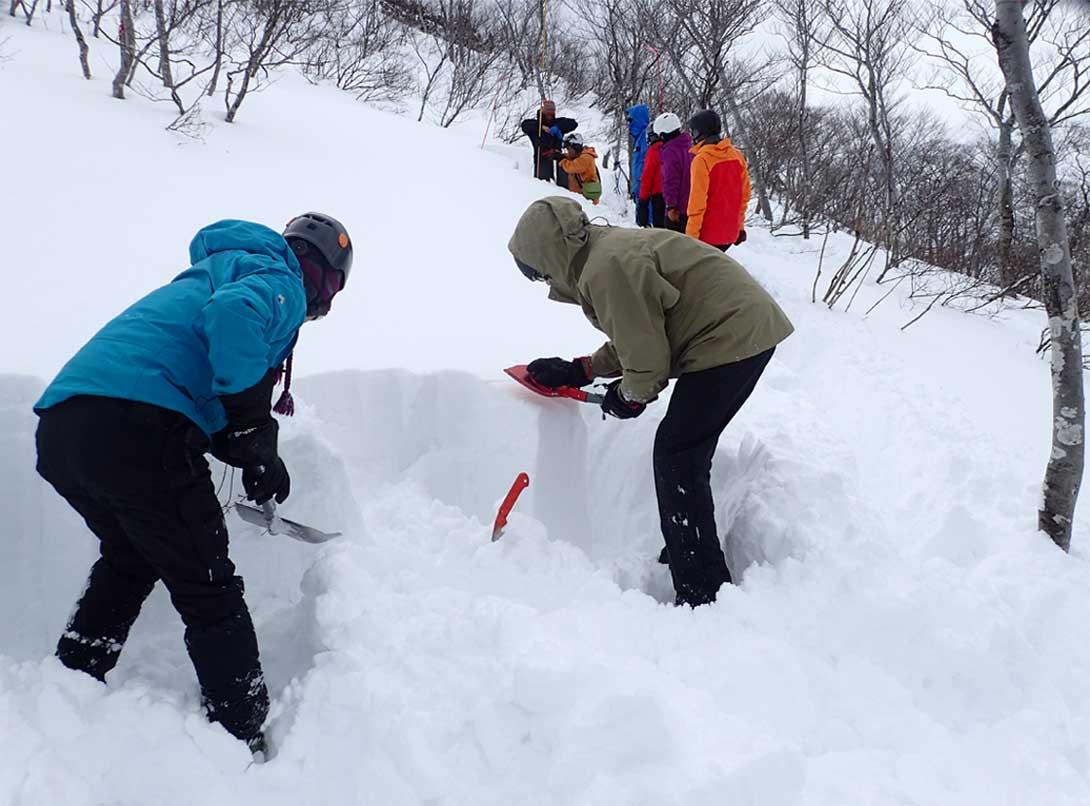 関東ブロック雪崩講習会(10)