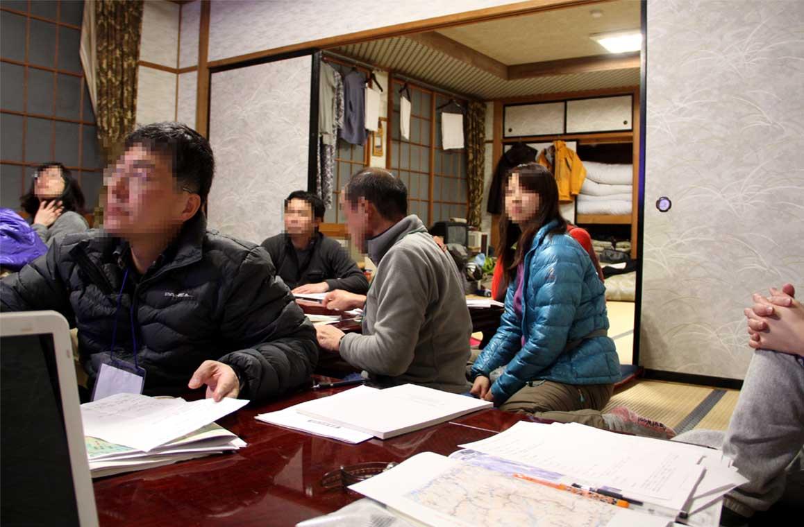 関東ブロック雪崩講習会(17)
