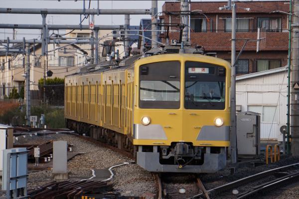 2015-12-12 西武263F 回送
