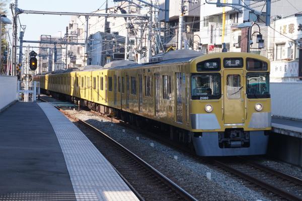 2015-12-12 西武2079F 各停池袋行き 5104レ