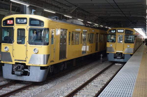 2015-12-12 西武2083F 2071F 1