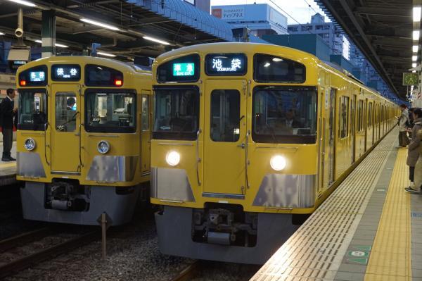 2015-12-12 西武2089F 2085F