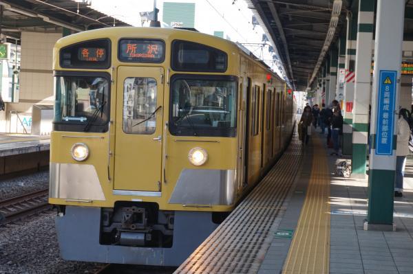 2015-12-12 西武2097F 各停所沢行き2 5303レ