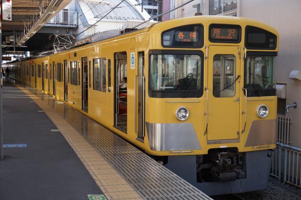 2015-12-12 西武2097F 各停所沢行き3 5303レ