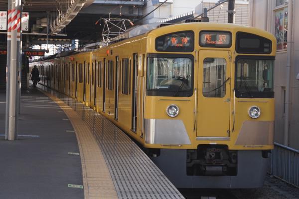 2015-12-12 西武2097F 各停所沢行き4 5303レ