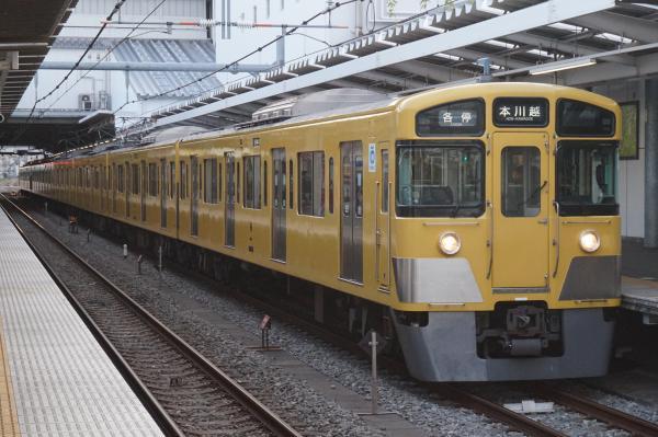 2015-12-12 西武2413F+2053F 各停本川越行き 5635レ