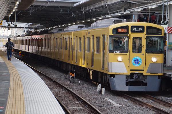 2015-12-12 西武9102F 急行池袋行き 2152レ