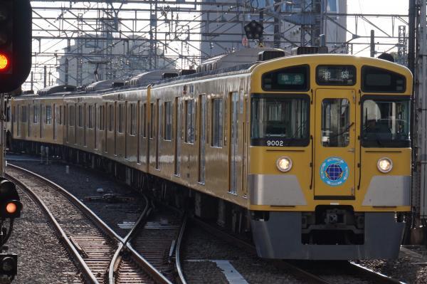 2015-12-12 西武9102F 準急池袋行き 4124レ