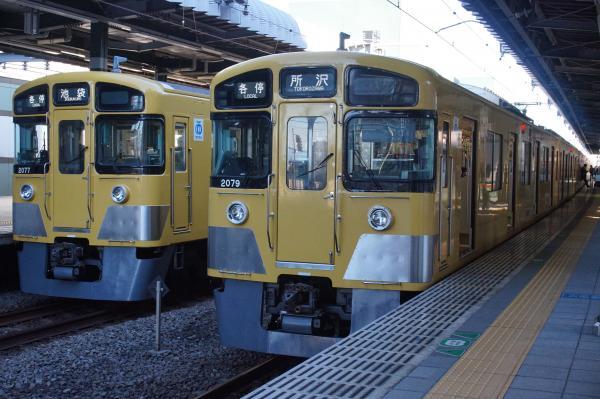 2015-12-19 西武2077F 2079F