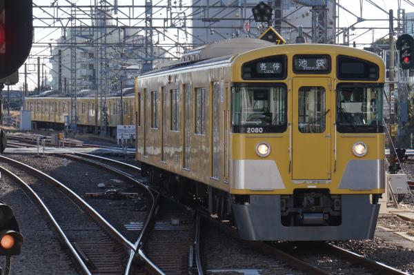 2015-12-19 西武2079F 各停池袋行き4 5312レ