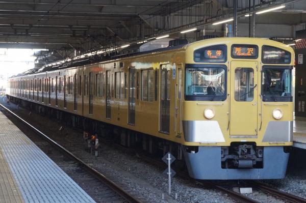 2015-12-19 西武2097F 各停所沢行き 5307レ