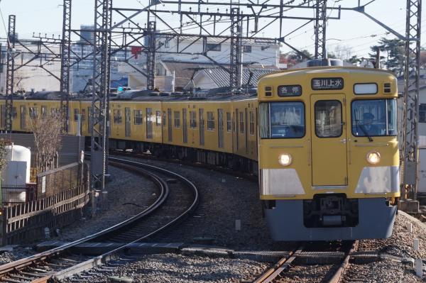 2015-12-20 西武2011F 各停玉川上水行き 5457レ
