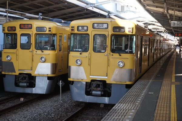 2015-12-20 西武2019F 2033F