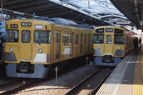 2015-12-20 西武2025F 2545F