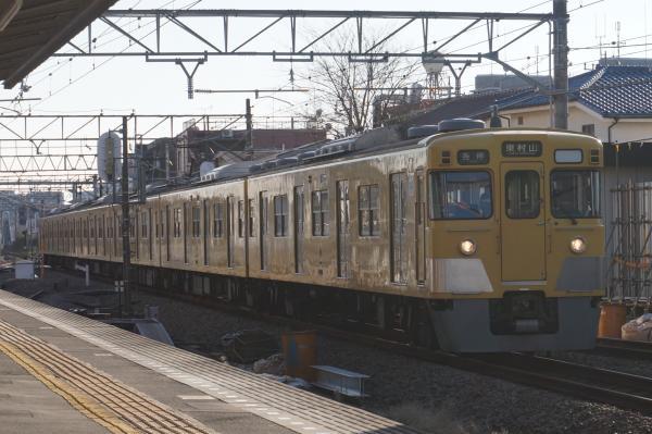 2015-12-20 西武2025F 各停東村山行き 6681レ