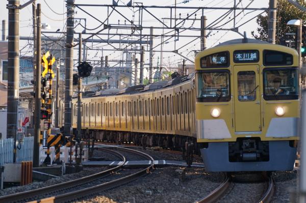 2015-12-20 西武2067F 各停本川越行き 5633レ