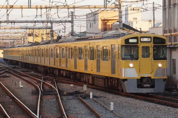 2015-12-22 西武2503F+2501F 回送 5121レ