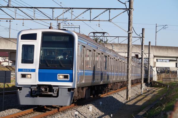2015-12-22 西武6107F 回送 1707レ