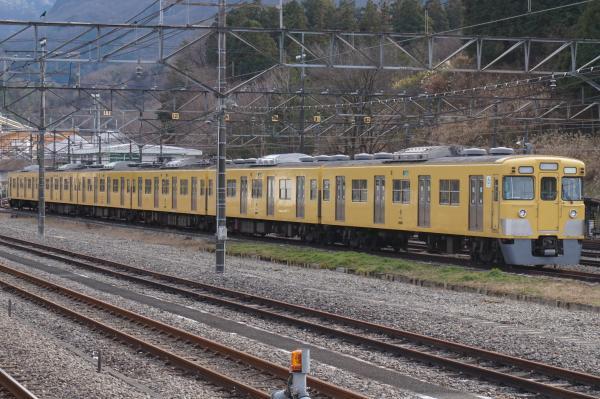 2015-12-24 西武2025F 横瀬1
