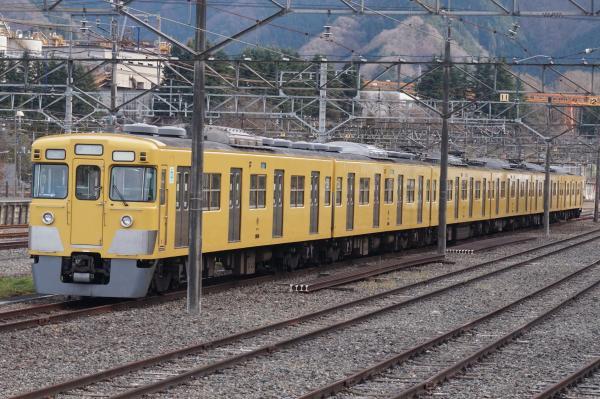 2015-12-24 西武2025F 横瀬2