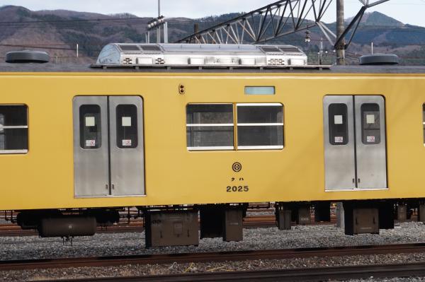 2015-12-24 西武2025F 横瀬3