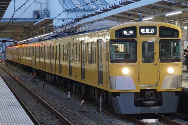 2015-12-24 西武2521F+2457F 各停新所沢行き 5771レ