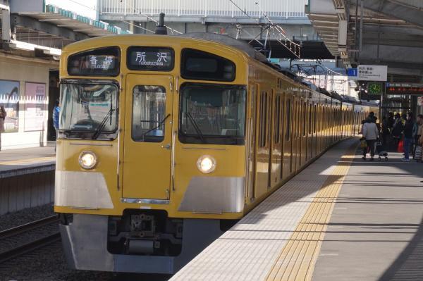 2015-12-26 西武2087F 各停所沢行き1 5303レ