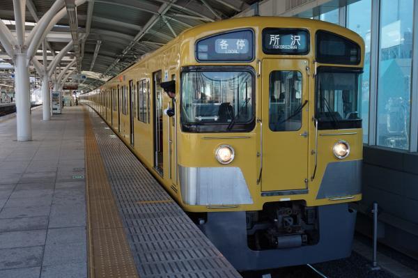 2015-12-26 西武2087F 各停所沢行き2 5303レ