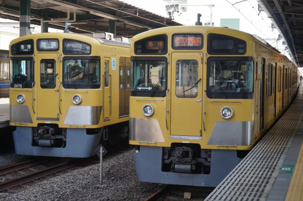 2015-12-31 西武2075F 2097F