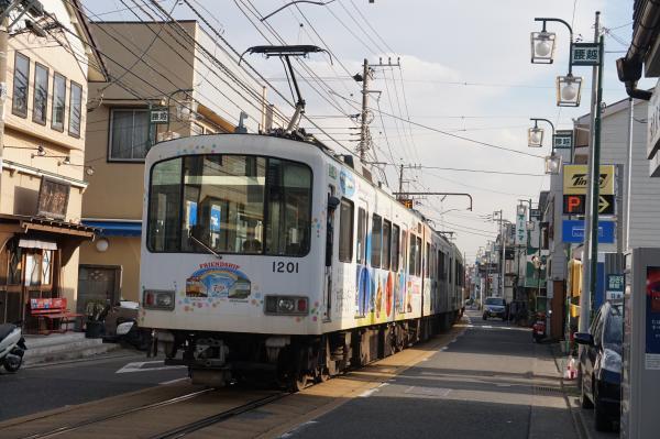 2016-01-08 江ノ電1201F 鎌倉行き