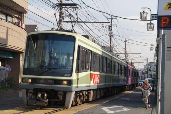 2016-01-08 江ノ電2002F 藤沢行き