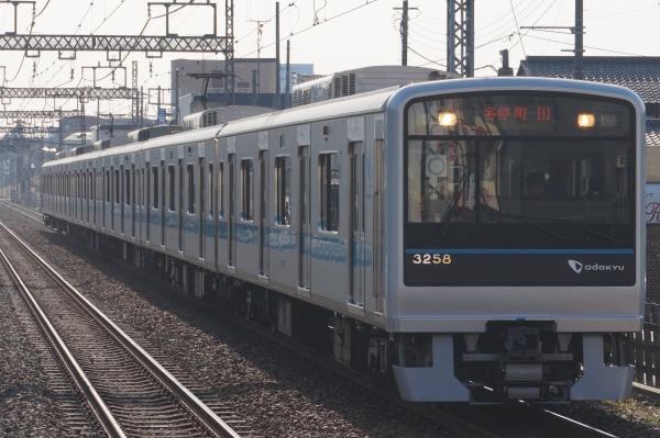 2016-01-08 小田急3258F 各停町田行き
