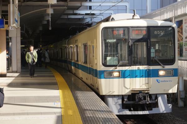 2016-01-08 小田急8251F 各停片瀬江ノ島行き