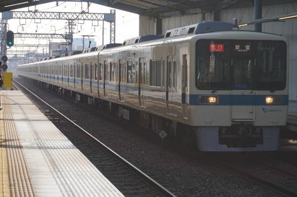 2016-01-08 小田急8064F+8264F 急行新宿行き