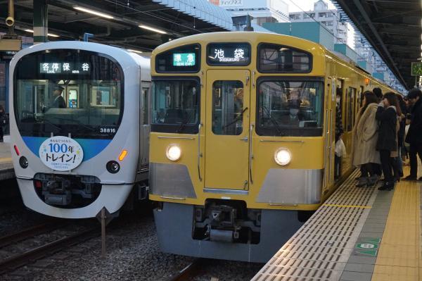 2016-01-09 西武2073F 38116F