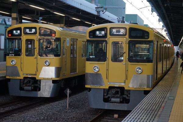 2016-01-10 西武2079F 2089F