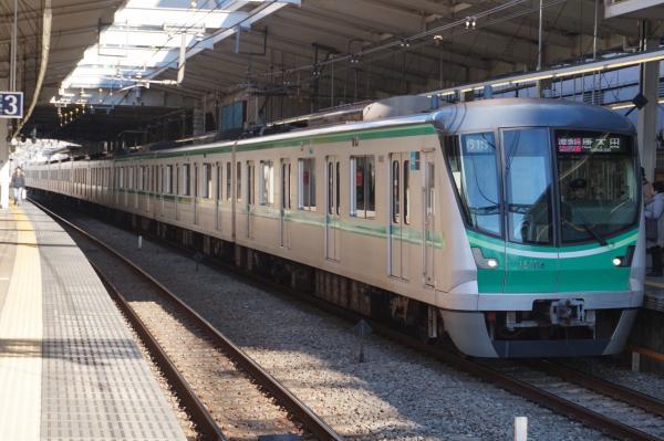 2016-01-16 メトロ16106F 多摩急行唐木田行き