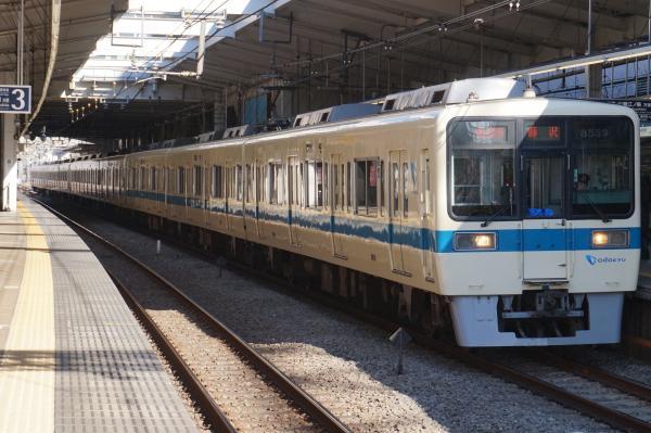 2016-01-16 小田急8059F+8259F 快速急行藤沢行き