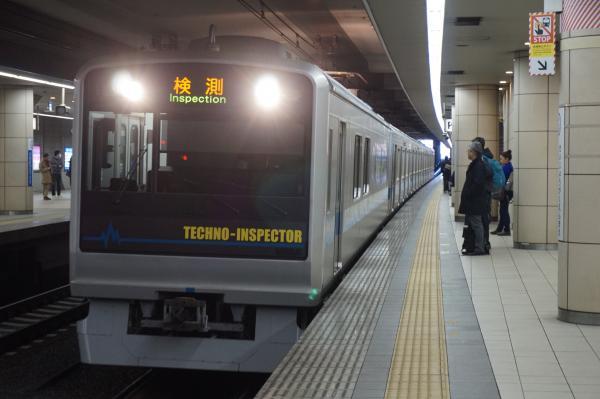 2016-01-16 小田急クヤ31形+1051F 1