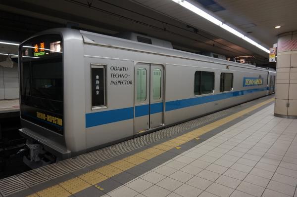 2016-01-16 小田急クヤ31形+1051F 3