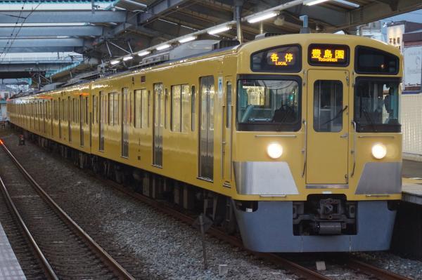 2015-12-31 西武2097F 各停豊島園行き 5491レ