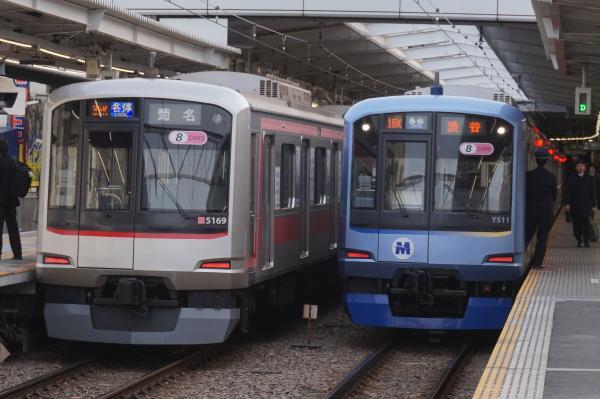 2016-01-21 東急5169F 横高Y511F