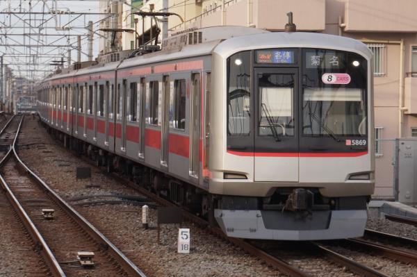 2016-01-21 東急5169F 各停菊名行き